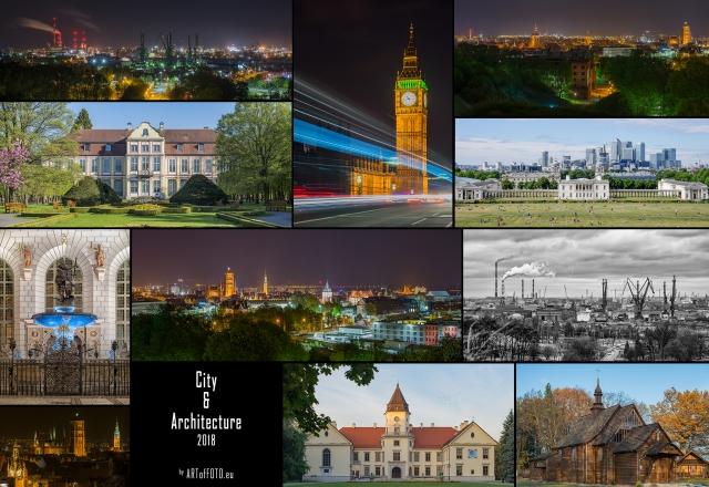 City & Architecture 2018 by artoffoto.eu