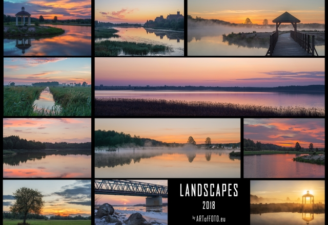 Landscapes 2018 by artoffoto.eu