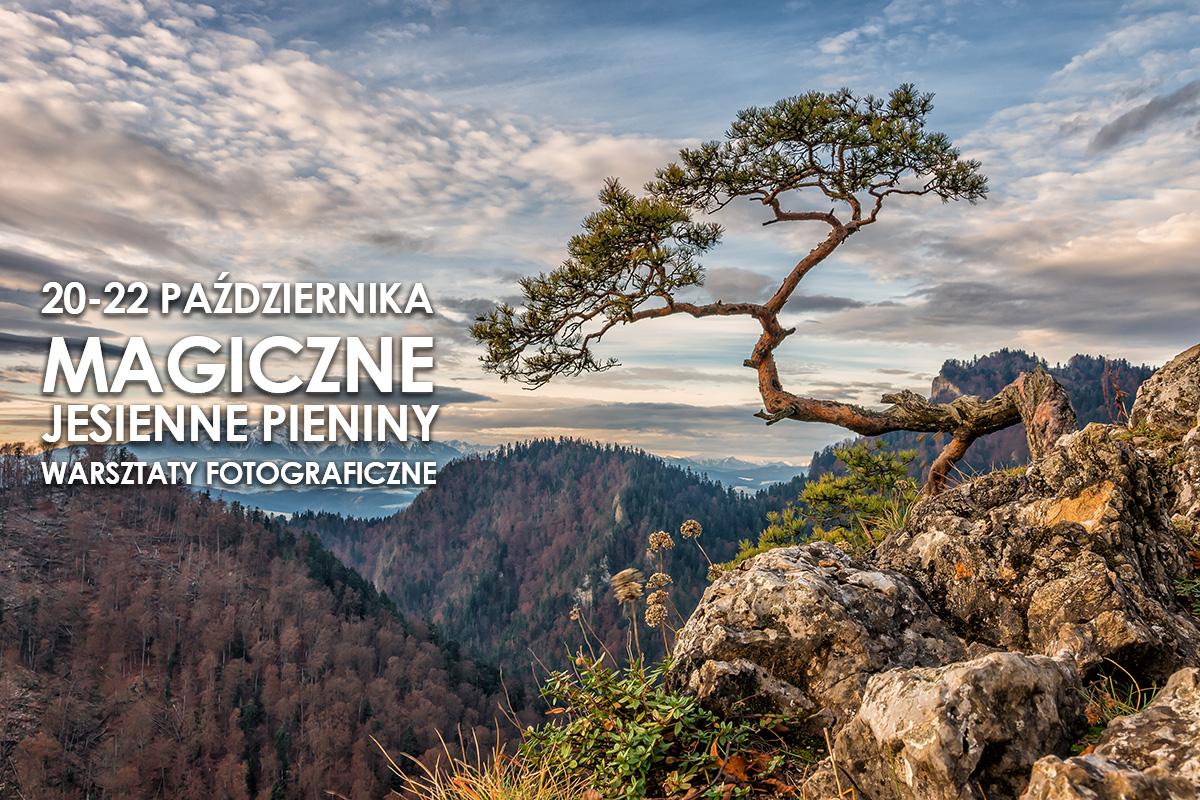 Magiczne jesienne Pieniny (fot. Tomasz Mazon)