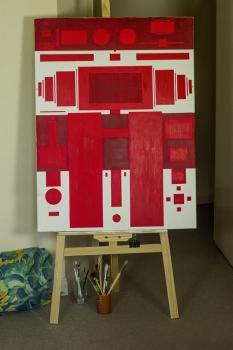 Robot by XPABLO