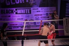 Adrian Ahmad - debiut na ringu bokserskim 4