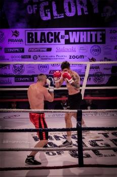 Adrian Ahmad - debiut na ringu bokserskim 2