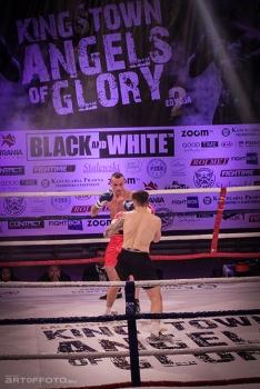 Adrian Ahmad - debiut na ringu bokserskim 5