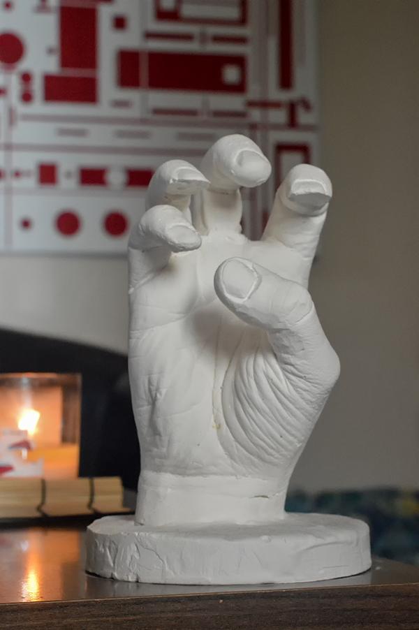 Ręka artysty XPABLO