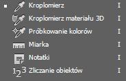 Narzędzia programu Photoshop 6
