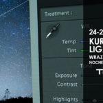 Kurs fotograficzny Adobe Lightroom oraz fotografia nocnego nieba i gwiazd